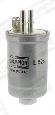 Купете CFF100524 CHAMPION навиващ филтър височина: 198мм Горивен филтър CFF100524 евтино