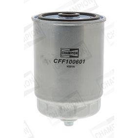 CFF100601 CHAMPION Anschraubfilter Höhe: 119mm Kraftstofffilter CFF100601 günstig kaufen