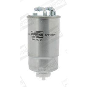 CFF100606 CHAMPION Leitungsfilter Höhe: 191mm Kraftstofffilter CFF100606 günstig kaufen