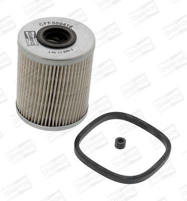 CFF500416 CHAMPION mit Wasserabscheider, Filtereinsatz Höhe: 86mm Kraftstofffilter CFF500416 günstig kaufen