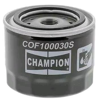 COF100030S Filtre d'huile CHAMPION COF100030S - Enorme sélection — fortement réduit