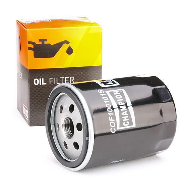 Ölfilter CHAMPION COF100101S Bewertungen