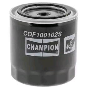 buy and replace Oil Filter CHAMPION COF100102S