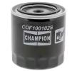 Filter COF100102S z izjemnim razmerjem med CHAMPION ceno in zmogljivostjo