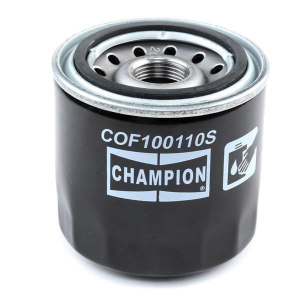 COF100110S Engine oil filter CHAMPION - Cheap brand products