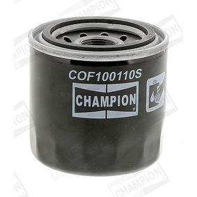 COF100110S Ölfilter CHAMPION in Original Qualität