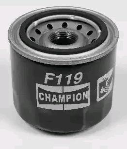 Kia K2500 CHAMPION Filtro de aceite para motor COF100119S