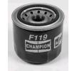 Φίλτρο COF100119S CHAMPION με μια εξαιρετική αναλογία τιμής - απόδοσης