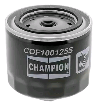 Motorölfilter CHAMPION COF100125S