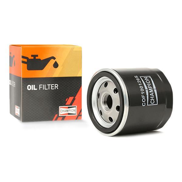 Ölfilter CHAMPION COF100126S Bewertungen