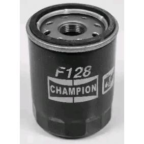 COF100128S CHAMPION Anschraubfilter Innendurchmesser: 53,4mm, Innendurchmesser 2: 59,5mm, Ø: 66,8mm, Höhe: 85mm, Höhe 1: 59mm Ölfilter COF100128S günstig kaufen