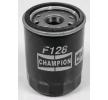 Φίλτρο COF100128S CHAMPION με μια εξαιρετική αναλογία τιμής - απόδοσης
