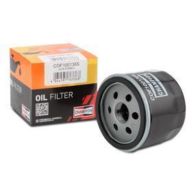 COF100136S Olejový filtr CHAMPION COF100136S - Obrovský výběr — ještě větší slevy