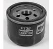 Motorölfilter COF100136S mit vorteilhaften CHAMPION Preis-Leistungs-Verhältnis