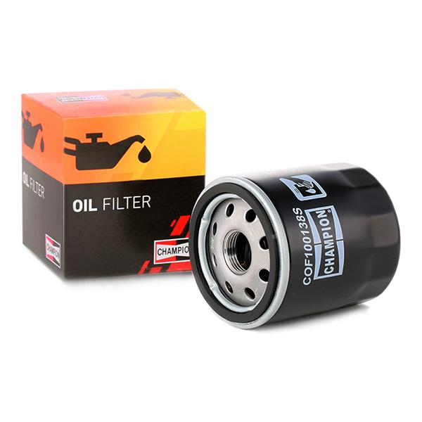 Ölfilter CHAMPION COF100138S Bewertungen