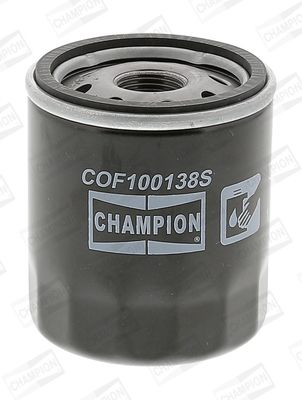 COF100138S Filtro olio CHAMPION qualità originale