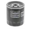 Alyvos filtras COF100165S su puikiu CHAMPION kainos/kokybės santykiu