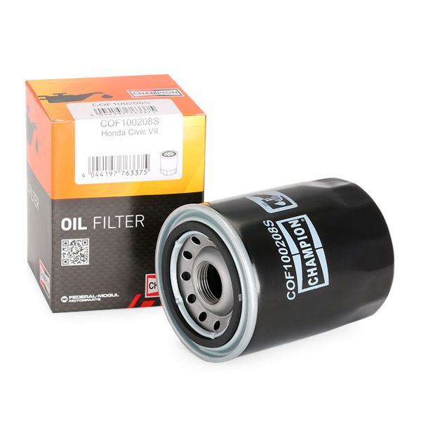 COF100208S Motorölfilter CHAMPION COF100208S - Große Auswahl - stark reduziert