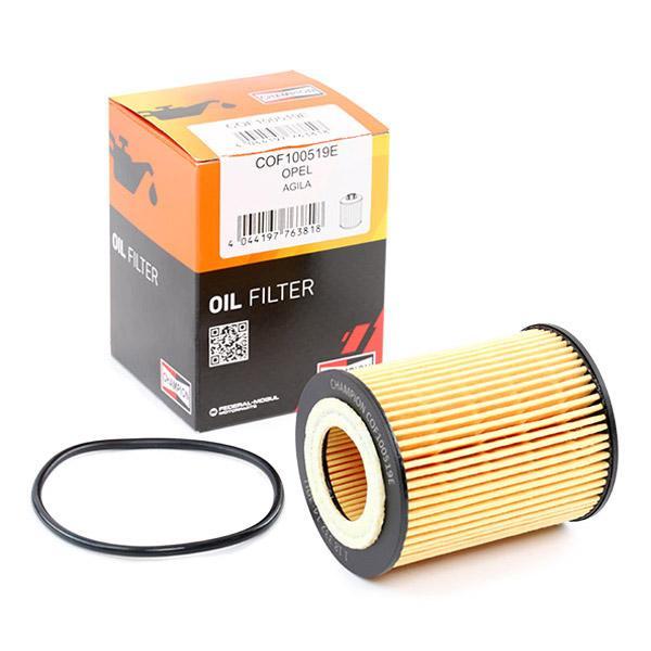 Ölfilter CHAMPION COF100519E Bewertungen