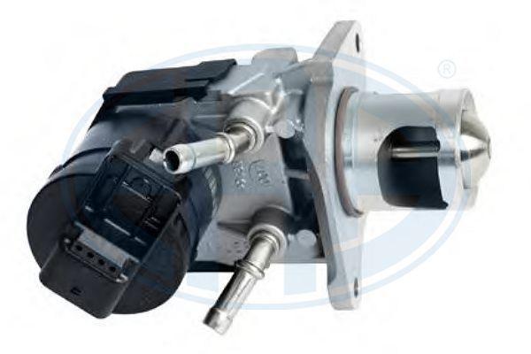 555248 ERA elektrisch, mit Dichtungen, Steuergerät/Software muss angelernt/upgedatet werden Anschlussanzahl: 5 AGR-Ventil 555248 günstig kaufen