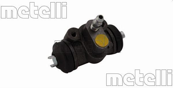 METELLI: Original Radbremszylinder 04-0464 ()