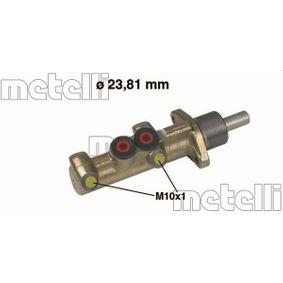 METELLI Brake Master Cylinder 05-0298