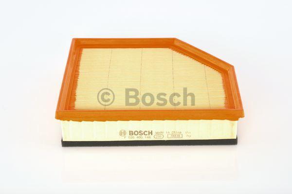 Oro filtras BOSCH F 026 400 146 Apžvalgų