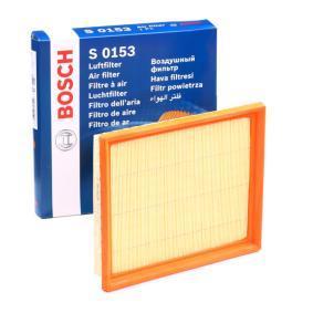Luftfilter F 026 400 153 TOYOTA PRIUS till rabatterat pris — köp nu!