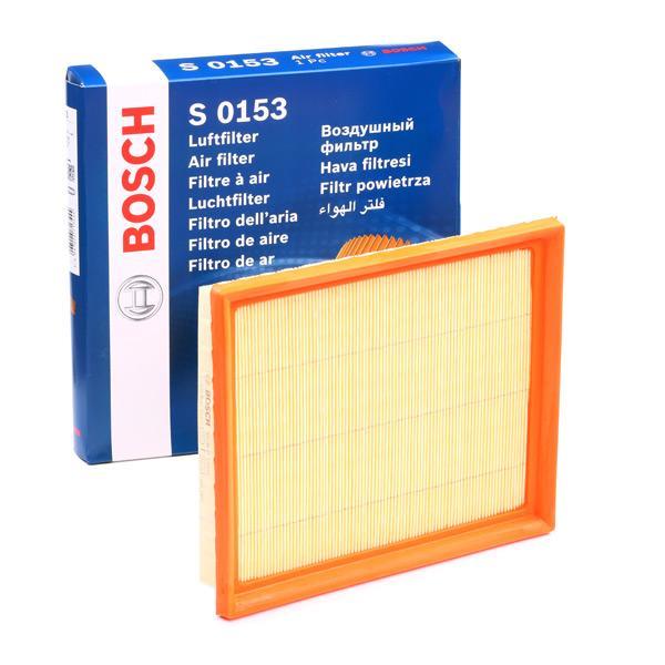 Zracni filter F 026 400 153 z izjemnim razmerjem med BOSCH ceno in zmogljivostjo