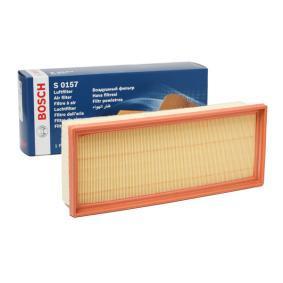 Vzduchový filtr F 026 400 157 pro AUDI A4 ve slevě – kupujte ihned!