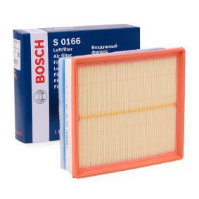 Luftfilter F 026 400 166 NISSAN INTERSTAR Niedrige Preise - Jetzt kaufen!
