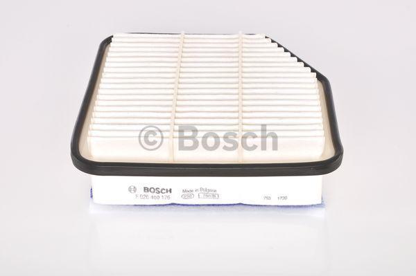Zracni filter F 026 400 176 z izjemnim razmerjem med BOSCH ceno in zmogljivostjo