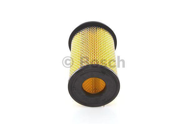 NISSAN NP300 PICKUP 2020 Luftfiltereinsatz - Original BOSCH F 026 400 199 Höhe: 228mm