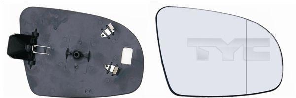 325-0126-1 TYC links Spiegelglas, Außenspiegel 325-0126-1 günstig kaufen