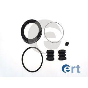 Įsigyti ir pakeisti remonto komplektas, stabdžių apkaba ERT 400166