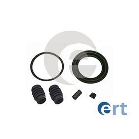 Įsigyti ir pakeisti remonto komplektas, stabdžių apkaba ERT 401085