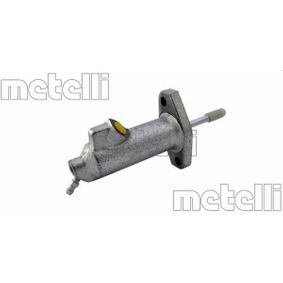 buy and replace Slave Cylinder, clutch METELLI 54-0013