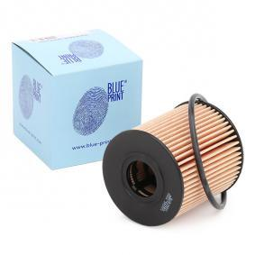 ADF122102 BLUE PRINT Filtereinsatz, mit Dichtring Ø: 65,5mm, Höhe: 69,5mm Ölfilter ADF122102 günstig kaufen