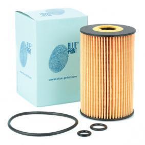 Achat de BLUE PRINT Cartouche filtrante Ø: 65,5mm, Hauteur: 101mm Filtre à huile ADV182110 pas chères
