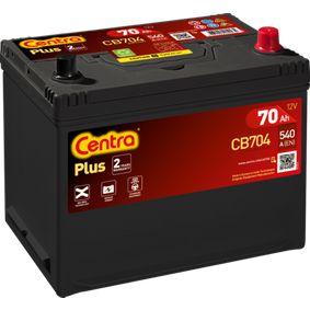 CB704 Batteri CENTRA CB704 Stor urvalssektion — enorma rabatter