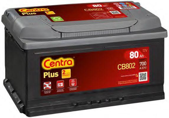 Akku CENTRA CB802