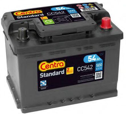 Original PORSCHE Starterbatterie CC542