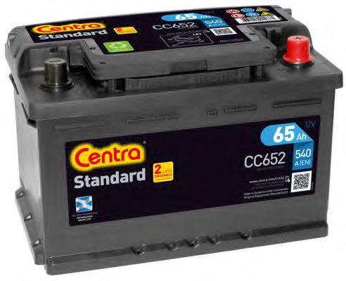Akkumulator CENTRA CC652