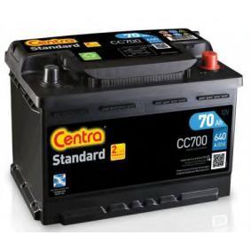 CC700 Starterbatterie CENTRA CC700 - Große Auswahl - stark reduziert