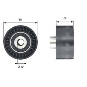 778621570 GATES FleetRunner™ Micro-V® Stretch Fit® Umlenkrolle Zahnriemen T42199 günstig kaufen