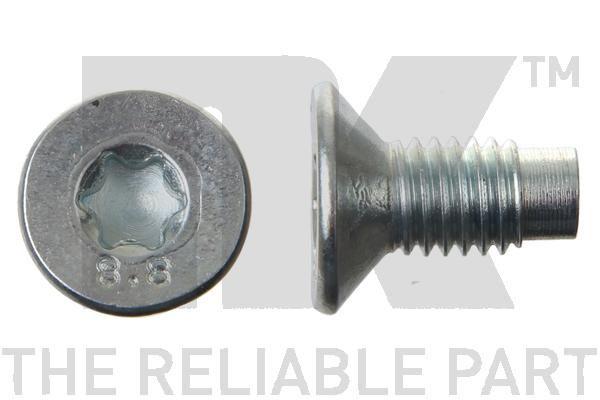 OE Original Schraube, Bremsscheibe 89011663 NK