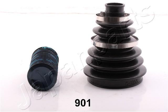 Comprare KB-901 JAPANPARTS lato ruota Alt.: 128mm Kit cuffia, Semiasse KB-901 poco costoso