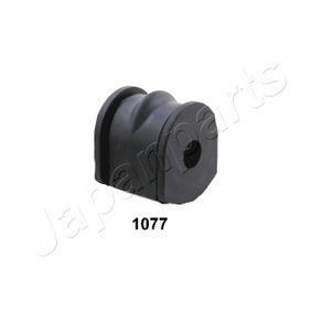 Kúpte a vymeňte Lożiskové puzdro stabilizátora JAPANPARTS RU-1077