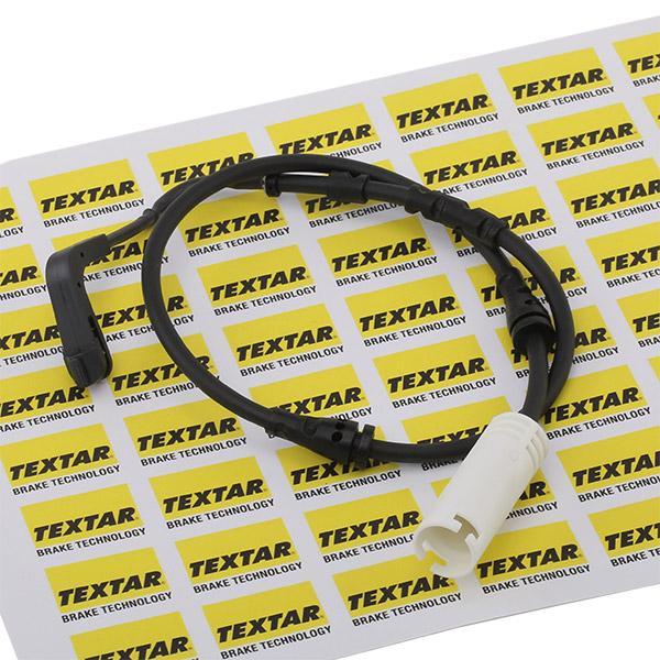 Acheter Détecteur de l'usure des plaquettes de frein Longueur: 640mm TEXTAR 98031200 à tout moment