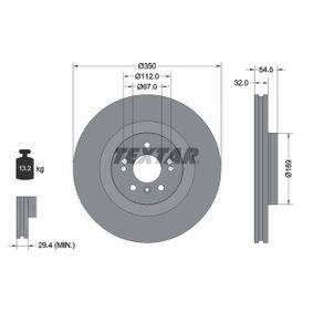Zimmermann frenos kit discos de freno pastillas freno mercedes x164 w164 w251 v251 atrás